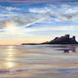 Bamburgh Morning - SOLD