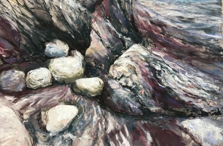 Erosion 1 (detail)