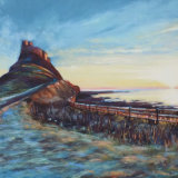Lindisfarne Dawn -SOLD