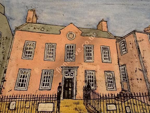 Broughton House Kirkcudbright