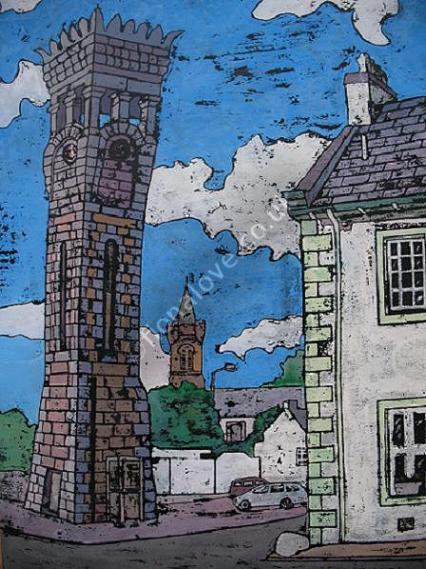 Gatehouse of Fleet Clock Tower