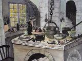 Medieval Kitchen 1