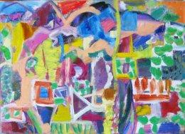 'A Journey Through Paint,' (June)