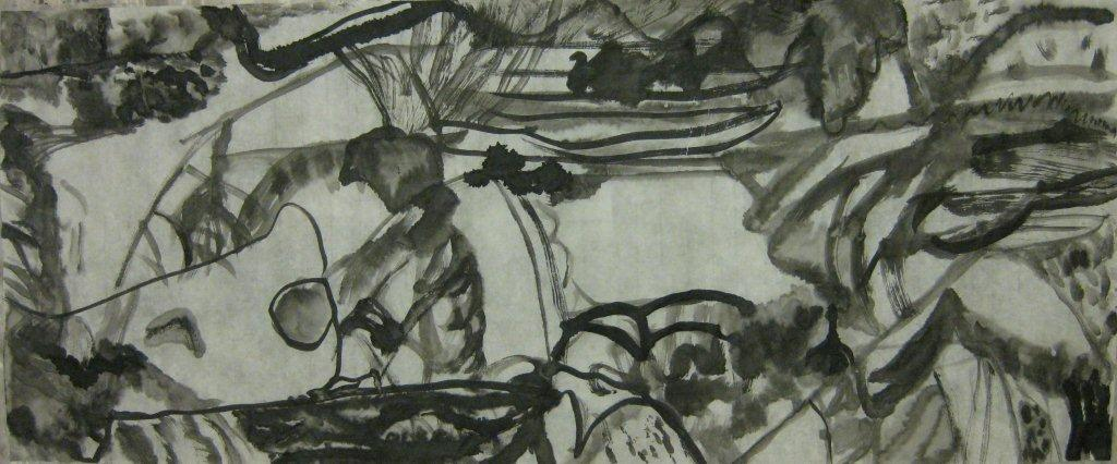 'Landscape-Meditation.'