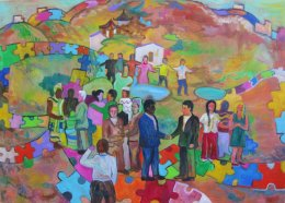 Social Integration, Peace and Opening Up