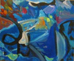 'Autumnal Seascape.'