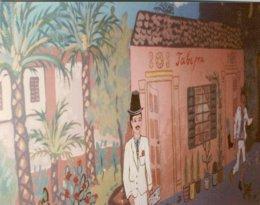 Tavern Mural