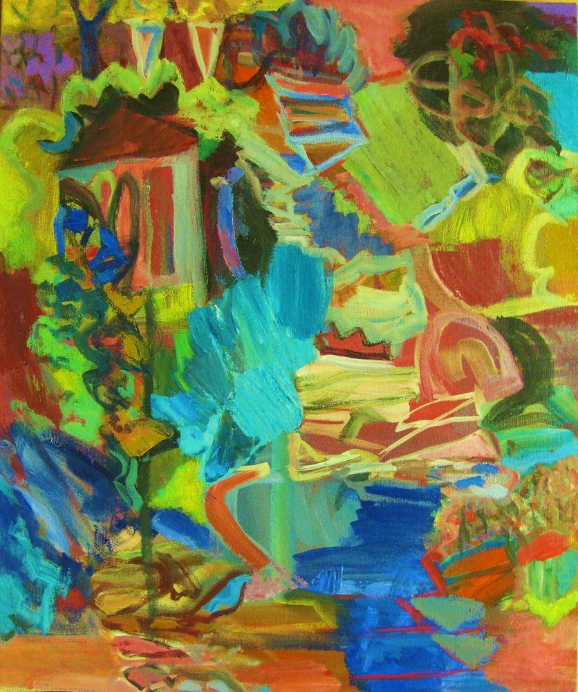 Stepping Through Colour
