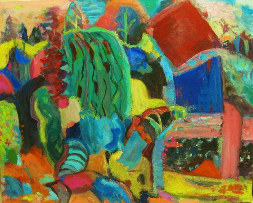 The Sound of Colour: Fiona's Place