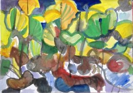 Lotus Leaves (1)