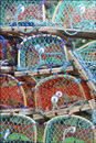 Lobster Pots, Runswick Bay