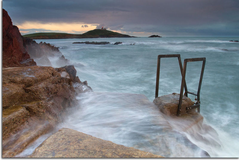 Dusk at Ballycotton