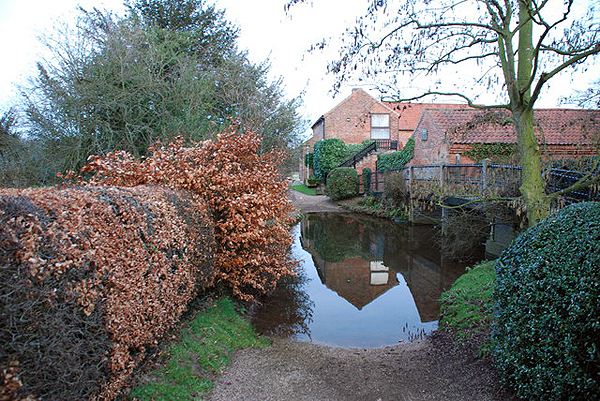 Hoveringham Mill Ford