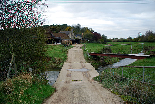 Ford at Lodge Farm, Somerton
