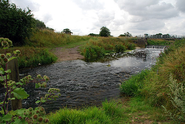 Aubourn Ford near Haddington