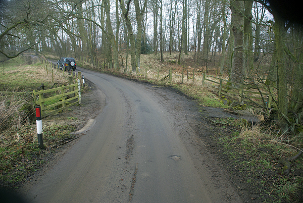 Ghyllheugh Ford