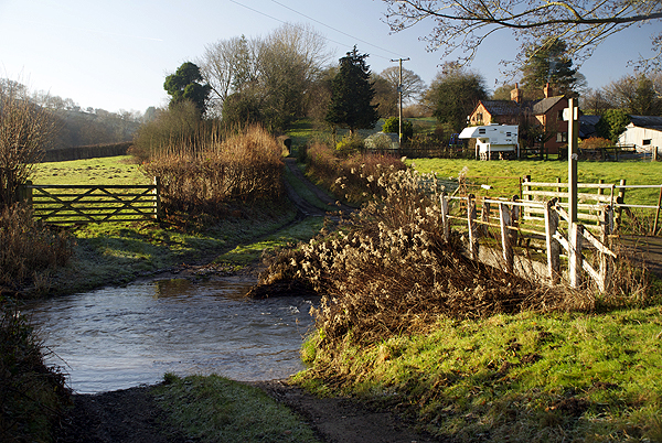 Lower Yeld Ford