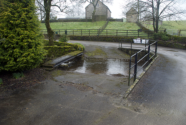Lower Green Farm Ford