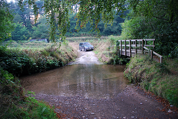 Sheepwash Ford
