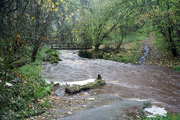 Lower Greystoneley Ford