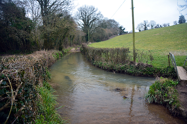 Lower Alham Farm Ford