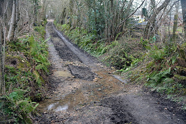 Corscombe Ford 2
