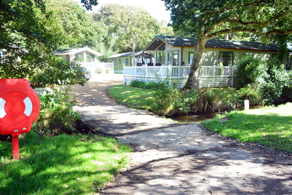 Shorefield Holiday Park Ford 2