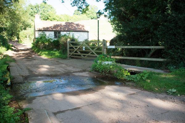 Bincombe Farm Ford