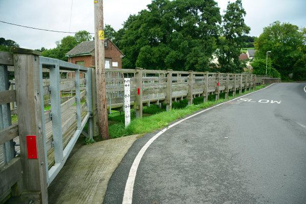 Millhayes Causeway