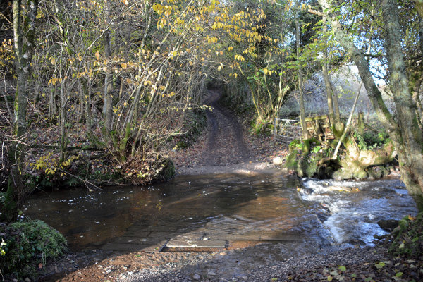 Castle Sowerby Ford