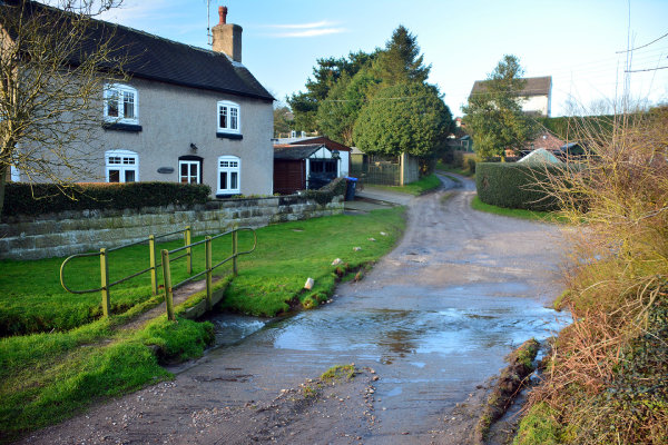 Draycott in the Moors Ford