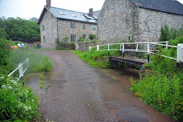 Luppitt Mill Ford