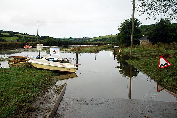 Aveton Gifford Tidal Ford