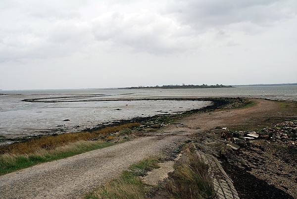 Osea Island Tidal Crossing