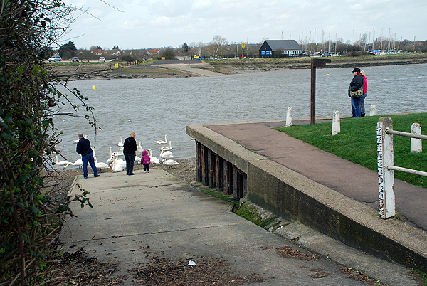Hullbridge Tidal Crossing
