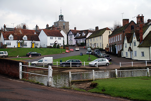 Ford at Finchingfield