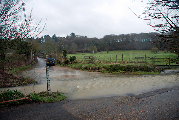 Hadham Cross Ford