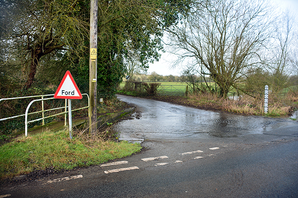 King's Somborne Ford
