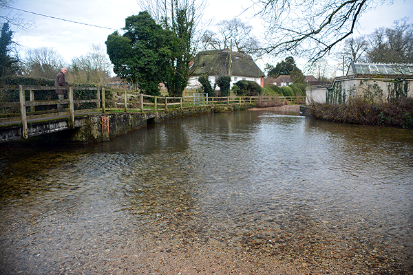 Winterbourne Dauntsey Ford