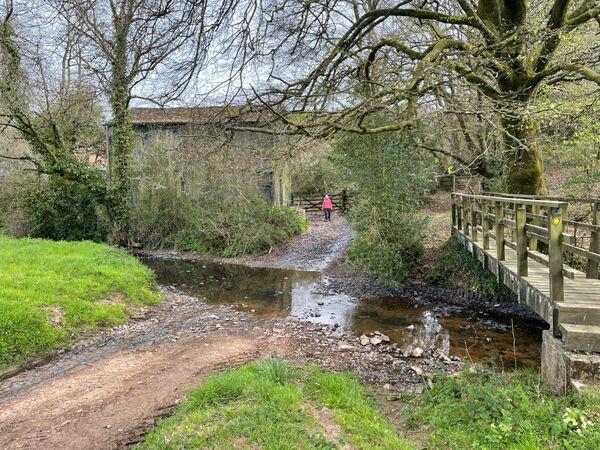 River Daich Ford