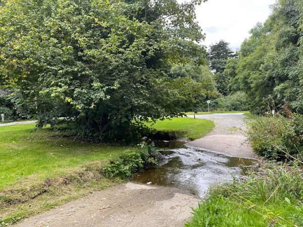 Sulby River Ford