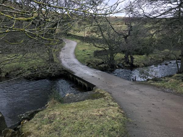 Orgate Bridge Ford