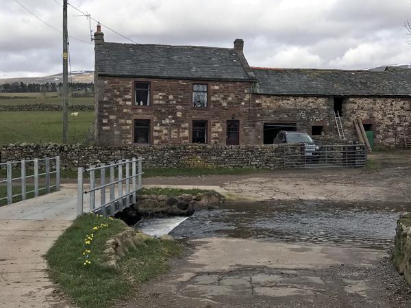 Millburn Grange Ford