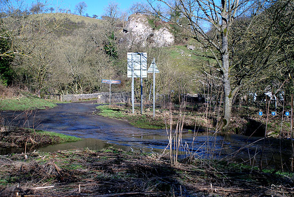 Ford at Wetton Mill
