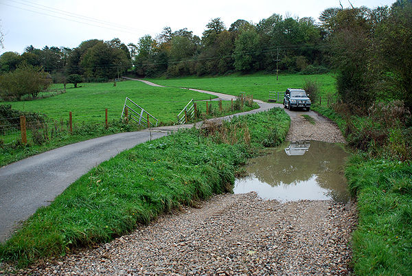 Lower Garrington Farm Ford