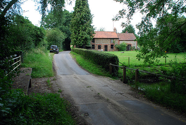 Ford at Corpusty