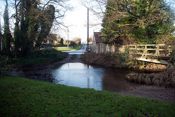 Ford at Thornton-le-Dale 1