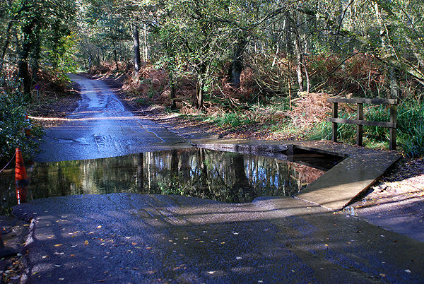 Frensham Common Ford 2
