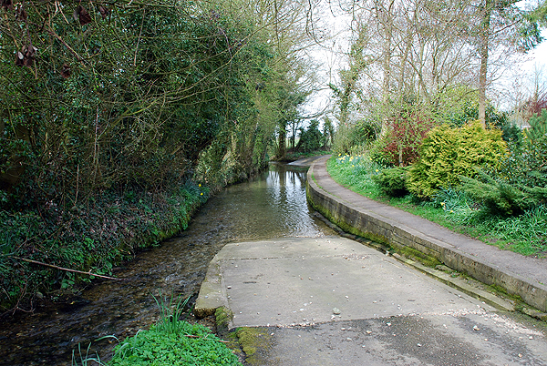 Long Ford at Tealby Thorpe