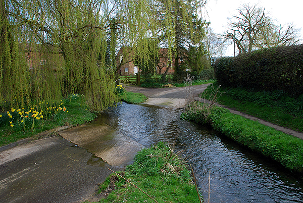 Minor Ford at Tealby Thorpe